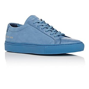 Common Projects Original Achilles Leather Sneakers | Barneys New York