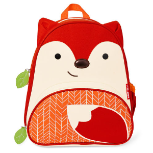 Skip Hop Zoo Fox Backpack with Side Mesh P- ToysRUs