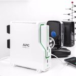 APC Back-UPS Lithium Ion UPS with Mobile Power Pack BGE50ML