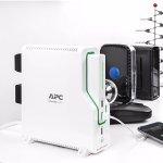 APC 锂电池备用电源带移动设备充电宝 BGE50ML
