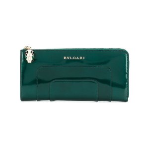 Serpenti Forever zipped wallet