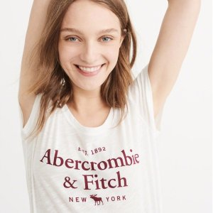 Starting at $7Women's Tops @ Abercrombie & Fitch