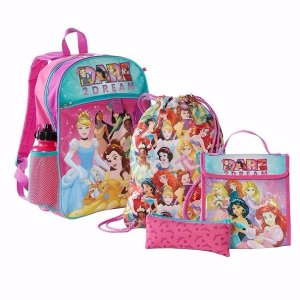 As Low As $10Select Kids Backpack Sets