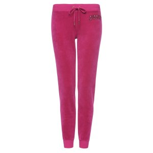 LOGO VELOUR JUICY PYTHON ZUMA PANT - Juicy Couture