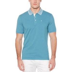 Short Sleeve Logo Polo