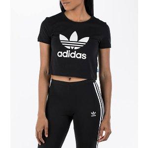 Women's adidas Originals Loose Crop T-Shirt