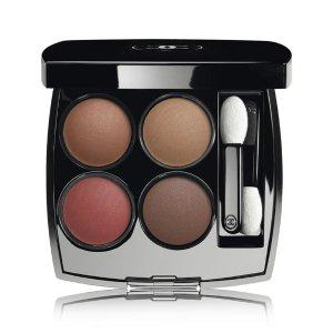 LES 4 OMBRES Multi-Effect Quadra Eyeshadow Candeur et Expérience | Harrods.com