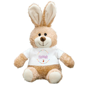 Personalized Easter Bunny - 10