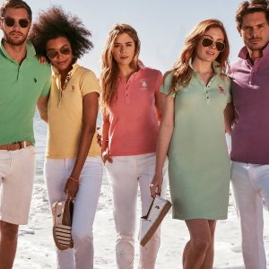 Up to 75% off + Extra 10% OffSitewide @ US polo Assn.