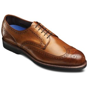 LGA - Wingtip Lace-up Road Warrior Mens Dress Shoes by Allend Edmonds