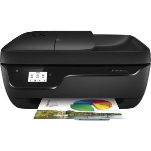 HP - OfficeJet 3830 Wireless All-In-One Instant Ink Ready Printer - Black 889296063285 | eBay