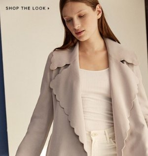 25% offWomen's Trench Coats @ Club Monaco