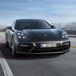 全新 Porsche Panamera 4门豪华轿跑