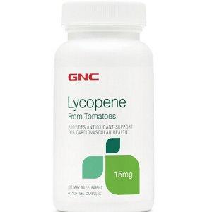 $9.99GNC Lycopene 30 MG 30 softgels