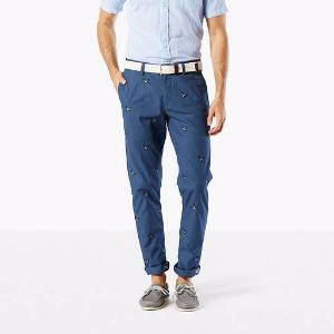 Premium Clean Khaki, Slim Tapered