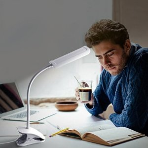 KEDSUM Dimmable Eye-Care LED Desk Lamp