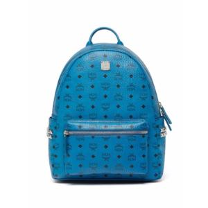 MCM - Stark Logo Leather Backpack