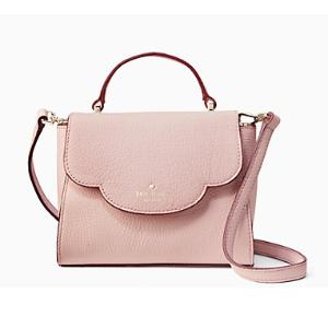 粉色斜挎包