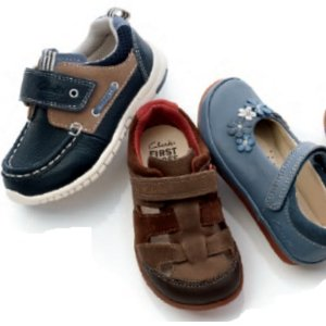 Up to 50% Off+Extra 20% OffKids' Shoes @ Clarks