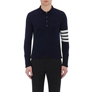 Thom Browne Varsity Polo Sweater | Barneys New York