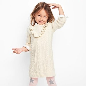 Extra 40% Off + Extra 10% OffFree Shipping Baby and Kid @ Gap