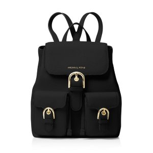 MICHAEL Michael Kors Cooper Flap Small Leather Backpack | Bloomingdale's