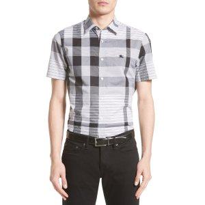 Burberry Ancroft Check Sport Shirt
