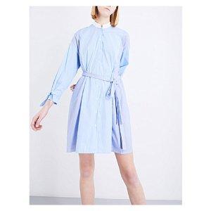 MAJE - Rarty cotton-blend dress   Selfridges.com
