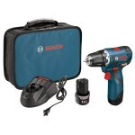 Bosch PS32-02 12-volt 无绳电动螺丝刀套装