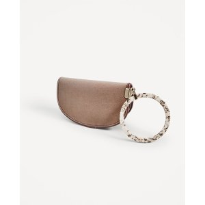 HANDBAG WITH RING DETAIL - View all-BAGS-WOMAN | ZARA United States