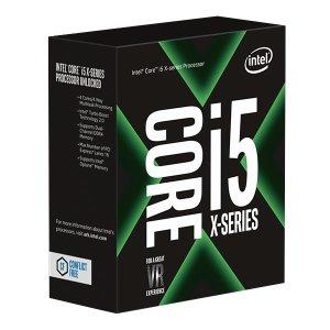 Intel Core i5-7640X Kaby Lake-X (Quad-Core 4.0GHz, 112W TDP)