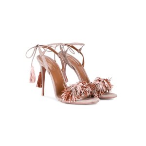 Aquazzura 'Wild Thing' Sandals - Farfetch