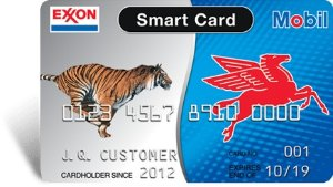 Save every day with ongoing rebatesExxonMobil™ Smart Card