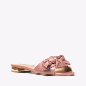 Willa Leather Slide