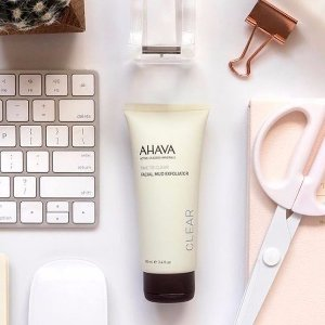 40% Off SitewideFree Extreme Radiance Lifting Mask on Orders $50 @ AHAVA