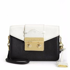 $57Balboa Leather Mini Crosbody Bag