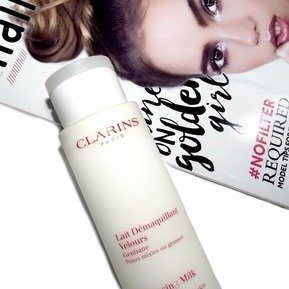 Up to 25% OffCleansing Milk Collection @ Clarins