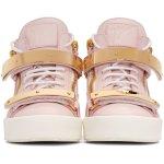 Giuseppe Zanotti: SSENSE Exclusive 限量配色休闲鞋