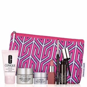 Free 7-pc Gift Setwith Any $28 Clinique Purchase @ Bloomingdales