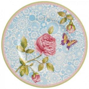Rose Cottage Salad Plate - blue 8.5 in - Villeroy & Boch