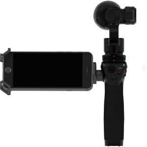 $489.99 DJI Osmo 4K Camera and 3-Axis Gimbal + Battery Kit