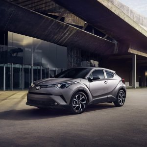 Diamond-Like Styling Meets Sporty City Driving2018 Toyota C-HR