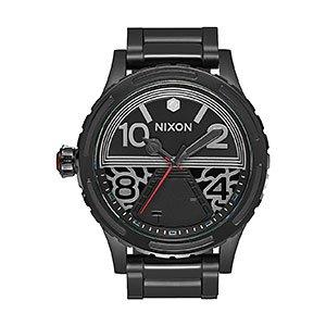 Nixon 51-30 Automatic LTD SW Watch - Kylo Black