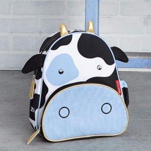 $9.99 (原价$20)Skip Hop 可爱儿童动物背包,奶牛、斑点狗2款可选