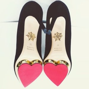Up to 50% OffCharlotte Olympia @ SSENSE