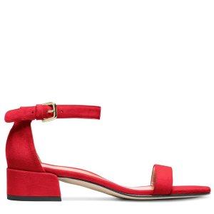 Nudistjune Flat Sandals - Shoes | Shop Stuart Weitzman