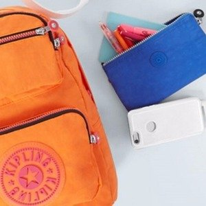 Up to 60% Off with Extra 30% OffSale @ Kipling USA