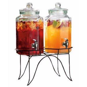 Home Essentials Double Beverage Dispenser | Belk