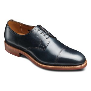Oak Street Cap-Toe Oxfords by Allen Edmonds.