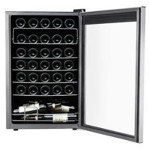 Igloo 42-Bottle Wine Center Refrigerator